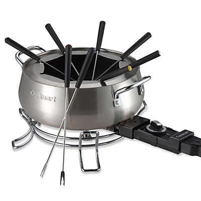Cuisinart® 3 qt. Electric Fondue Set