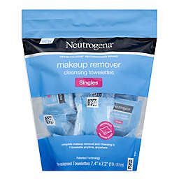 Neutrogena® 20-Count Makeup Remover Cleansing Towelettes Singles