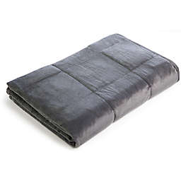 Sharper Image® Calming Comfort™ 6 lb. Kids Weighted Blanket in Grey