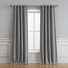 Astrid Rod Pocket/Back Tab Room Darkening Window Curtain Panel Pair