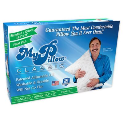 My Pillow FS-4B Queen Firm Classic Pillow