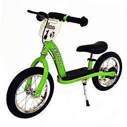 Kettler® 12-Inch Racer Balance Bike with Push Bar