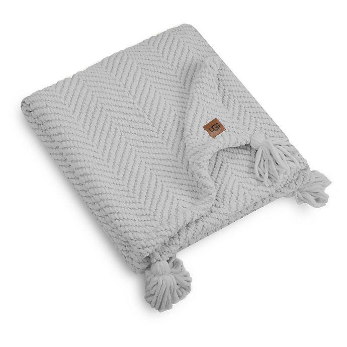 Alternate image 1 for UGG® Brea Reversible Chenille Throw Blanket