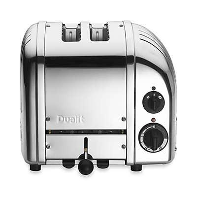 Dualit® 2-Slice Chrome Toaster