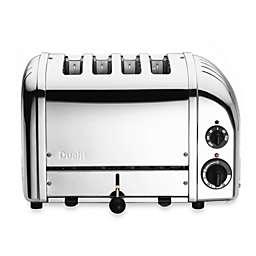 Dualit® 4-Slice Chrome Toaster