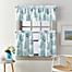Part of the Coastal Living® Cocoa Beach Window Curtain Tier Pair and Valance