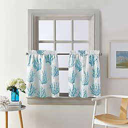 Coastal Living® Cocoa Beach Window Curtain Tier Pair