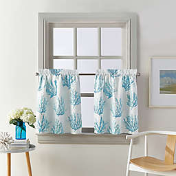 Coastal Living® Cocoa Beach Window Curtain Tier Pair