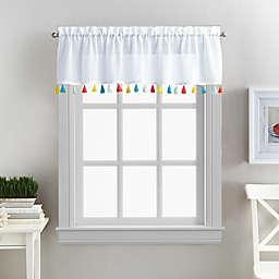 Coastal Living® Boho Tassel Window Valance