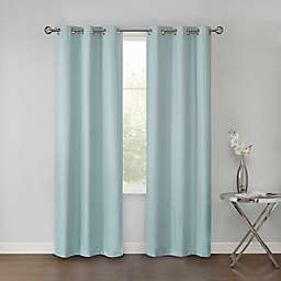 SALT™ Tenly 2-Pack Grommet Room Darkening Window Curtain Panels