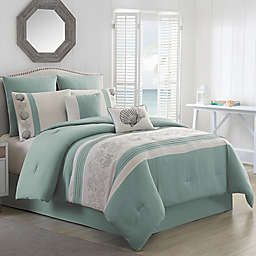 Cambay Embroidered Comforter Set