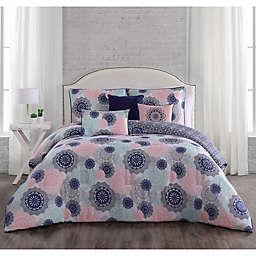 Lorna Reversible Comforter Set