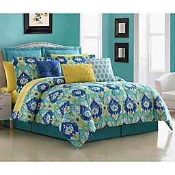 Fiesta® La Paz Reversible Comforter Set