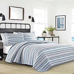 Nautica® Jettison Reversible Quilt Set