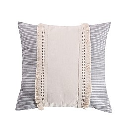 Bee & Willow™ Home Holden Square Throw Pillow in Grey