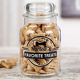 Doggie Diner Treat Jar