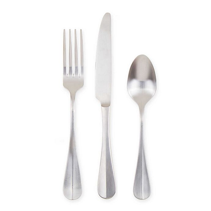 Alternate image 1 for Bee & Willow™ Home Milbrook Satin Flatware Collection