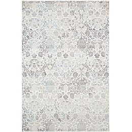 W Home New York Brooksville Rug in Ivory