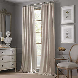 Valeron Estate Room Darkening Cotton Linen Window Curtain Panel