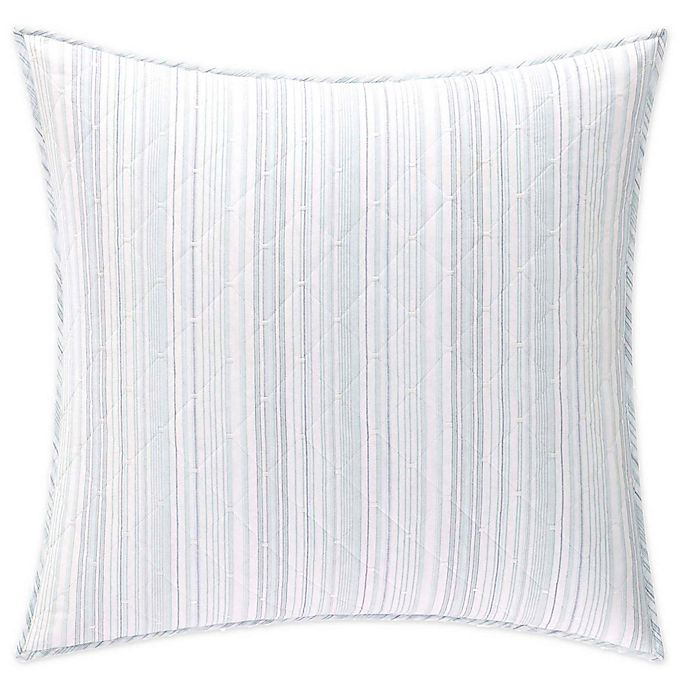 Alternate image 1 for Tommy Bahama® Sailaway European Pillow Sham in Blue