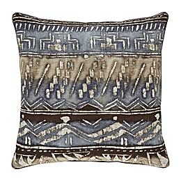 J. Queen New York™ Okemo 20-Inch Throw Pillow in Chocolate