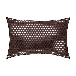 J. Queen New York™ Okemo Boudoir Throw Pillow in Chocolate