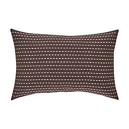 J. Queen New York™ Okemo Boudoir Throw Pillow in Chocolate