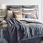 Courtland 14-Piece King Comforter Set in Slate/Gold