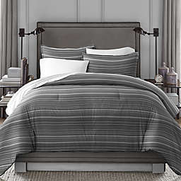 Springs Home Twin/Twin XL Comforter Set in Charcoal