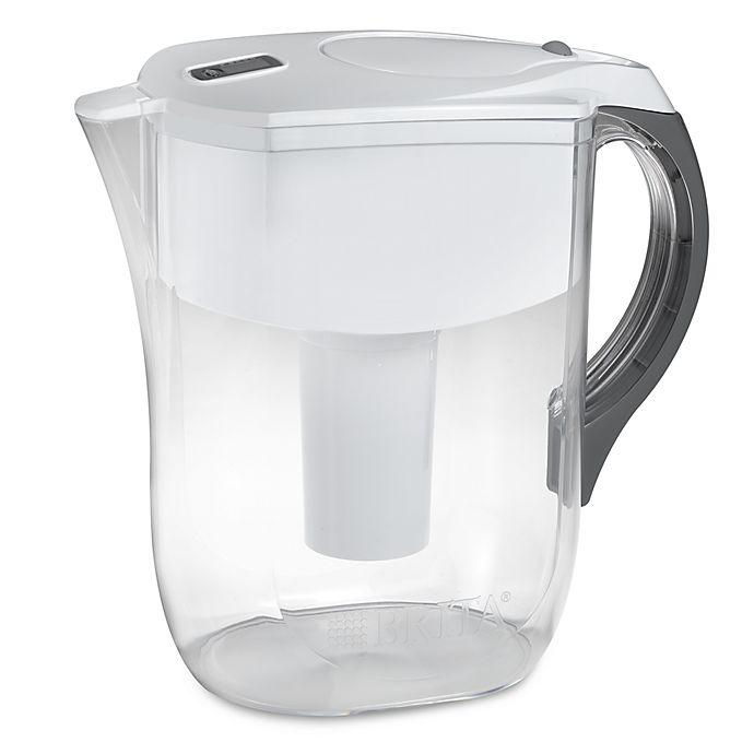 Alternate image 1 for Brita® 10-Cup Grand Pitcher in Clear