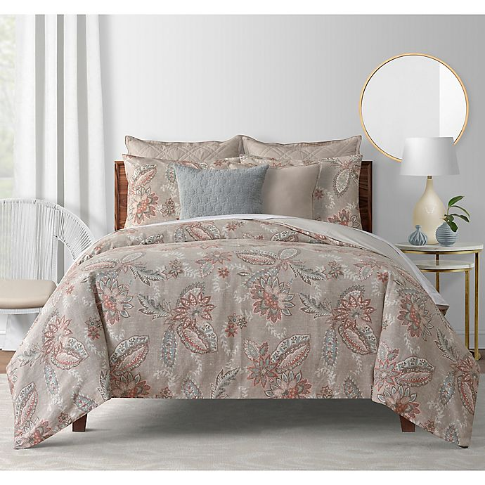 Alternate image 1 for Bridge Street Almina Twin Duvet Set
