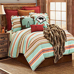 HiEnd Accents Serape Reversible Duvet Cover