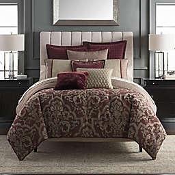 Waterford® Amarah Reversible Duvet Cover Set