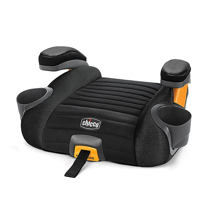 Alternate image 1 for Chicco® GoFit Plus Backless Booster Car Seat