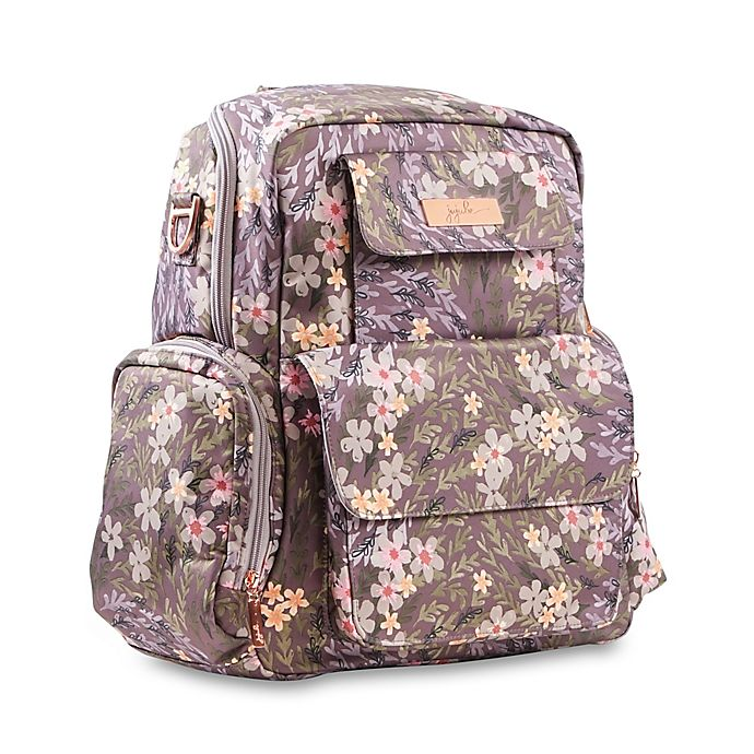 Alternate image 1 for Ju-Ju-Be® Be Nurtured Backpack in Sakura at Dusk