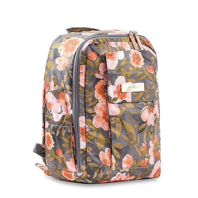Alternate image 1 for Ju-Ju-Be® MiniBe Diaper Backpack in Whimsical Whisper