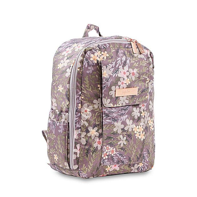 Alternate image 1 for Ju-Ju-Be® MiniBe Diaper Backpack in Sakura at Dusk