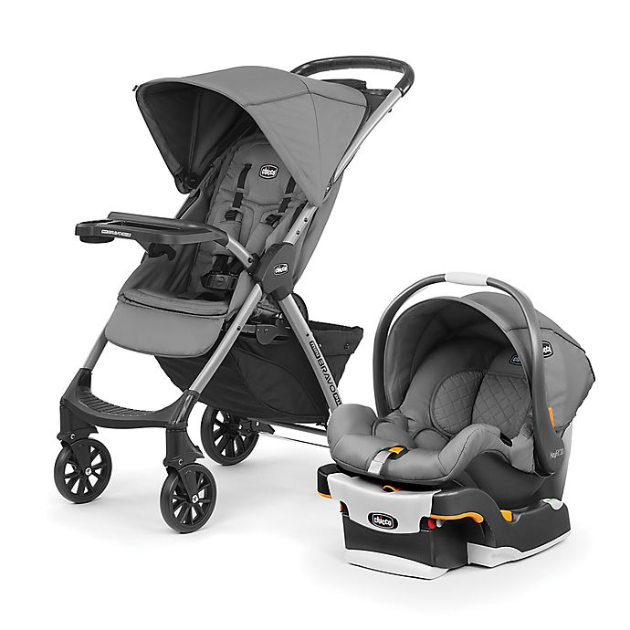 Alternate image 1 for Chicco® Mini Bravo® Plus Travel System