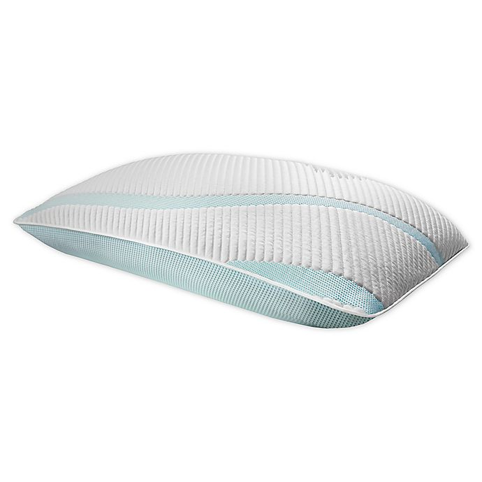 Alternate image 1 for Tempur-Pedic® TEMPUR Pro-Support Memory Foam Side/Back Sleeper Standard Bed Pillow