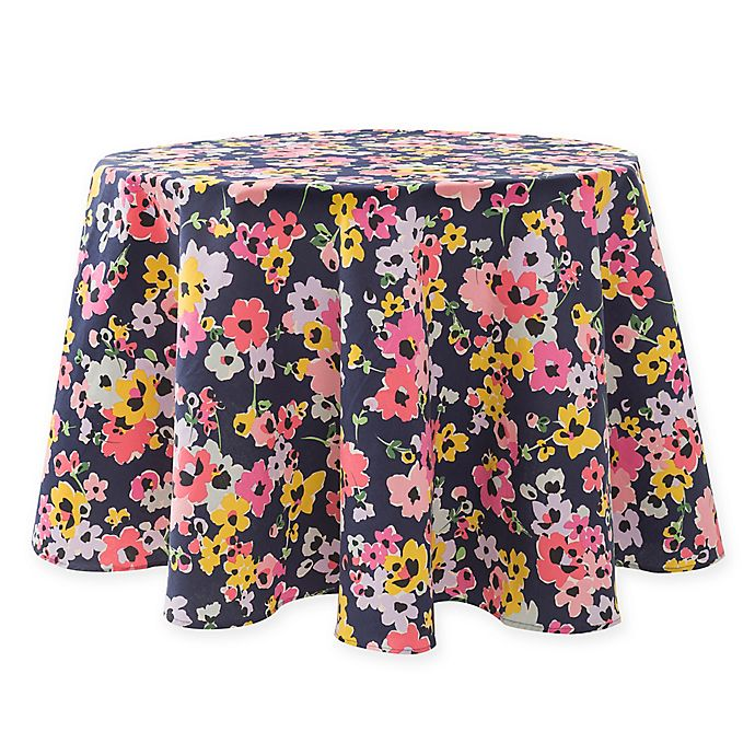 Kate Spade New York Wildflower Bouquet 70 Inch Round Tablecloth Bed Bath And Beyond Canada