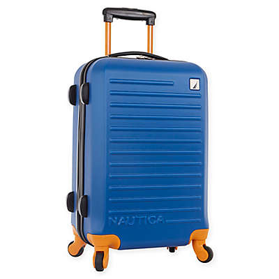 Nautica Tide Beach 21-Inch Hardside Spinner Carry On Luggage