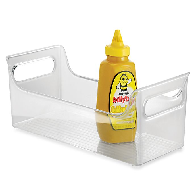 Alternate image 1 for iDesign® Fridge Bin z™ Condiment Caddy