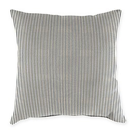 Jordan Manufacturing Striped 18-Inch x 12-Inch Oblong Indoor/Outdoor Throw Pillow