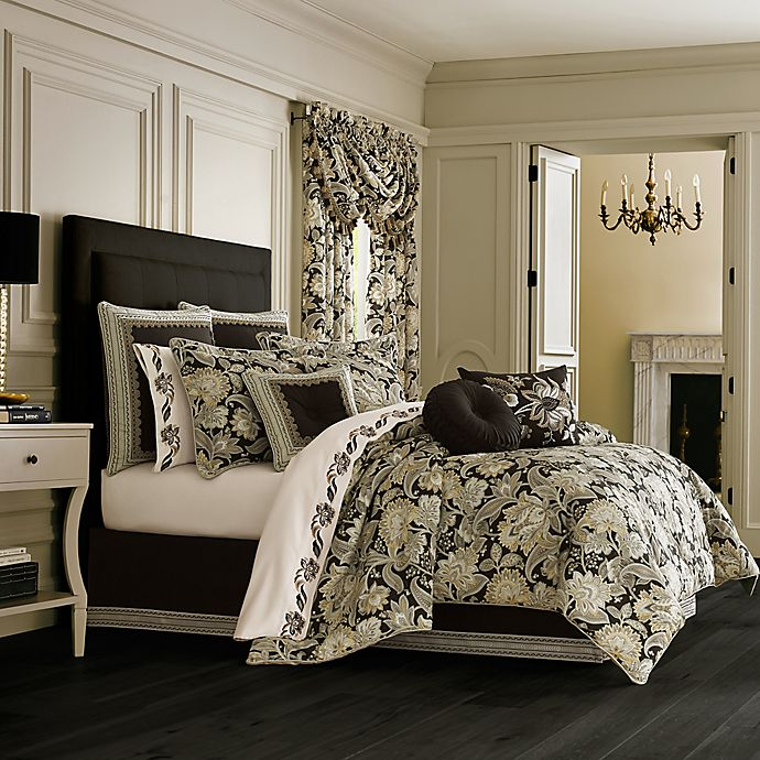 Alternate image 1 for J. Queen New York™ Midnight Mist Comforter Set