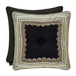 J. Queen New York™ Midnight Mist 18-Inch Square Throw PIllow