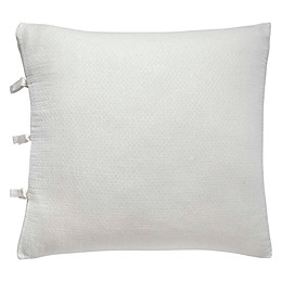ED Ellen DeGeneres Vicente European Pillow Sham in White