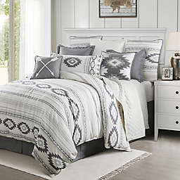 HiEnd Accents Free Spirit Reversible Comforter Set