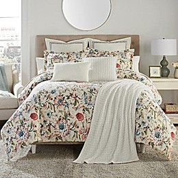 Bridge Street Zoe Comforter Set in Ivory