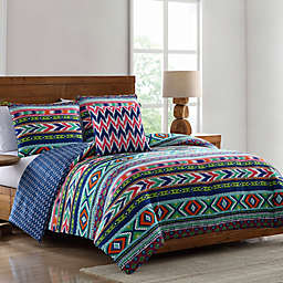 MHF Home Ava Tribal Print Comforter Set
