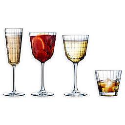 Cristal D'Arques' Iroko Glassware Collection